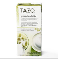 Tazo Green Tea Latte Concentrate uploaded by Amby O.