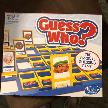 Photo of Hasbro Guess Who? Game uploaded by Marcie M.