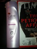 Photo of Clear Scalp & Hair Beauty Therapy Frizz-Control Nourishing Daily Conditioner uploaded by Carly M.