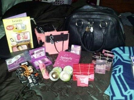 Benefit Cosmetics Ultra Plush Gloss uploaded by Victoria I.