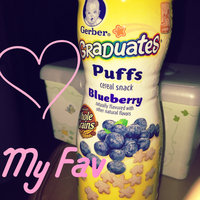 Gerber® Puffs | Blueberry uploaded by BriAnn M.