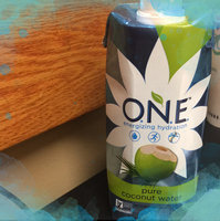 O.N.E. Coconut Water uploaded by Amy M.