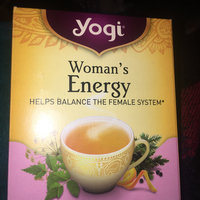 Yogi Tea Yogi Woman's Energy Tea uploaded by Briana M.