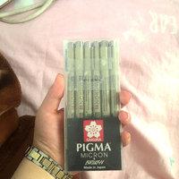 Sakura 30067 Pigma Micron All Black 8 Nibs Set uploaded by ياسومي |.