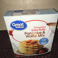 Great Value : Buttermilk Complete Pancake & Waffle Mix uploaded by Tessa C.