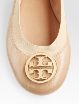 Photo of Tory Burch Flat Shoes uploaded by Kailee G.