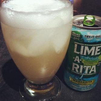 Bud Light Lime-A-Rita  uploaded by Christine V.
