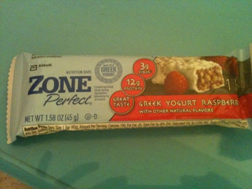 ZonePerfect® Greek Yogurt Bars uploaded by Marilyn A.