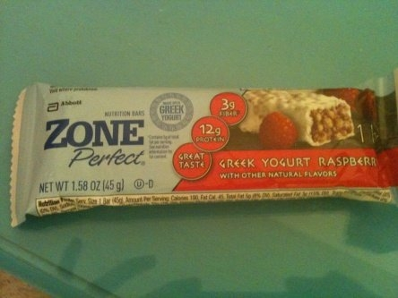 ZonePerfect® Greek Yogurt Bars uploaded by Marilyn A.
