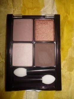 Maybelline Chai Latte Quad  uploaded by Mia I.