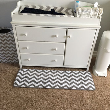 South Shore Cotton Candy Changing Table - Pure White uploaded by Brittany B.