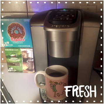 Photo of Keurig - 2.0 K550 4-cup Coffeemaker - Black/dark Gray uploaded by Darlyn N.