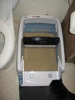 Littermaid Automatic Self-Cleaning Classic Litter Box  uploaded by Megan L.
