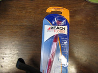 Reach Access Flosser Disposable Interdental Cleaner - 8 CT uploaded by Gladys R.