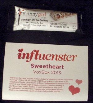 Photo of Skinnygirl Daily On-The-Go Bars uploaded by Samantha H.