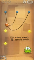Cut The Rope Puzzle Game uploaded by Lisa S.