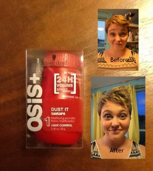 Schwarzkopf Professional OSiS+ Dust It Mattifying Powder uploaded by Karla T.