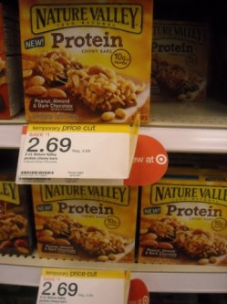 Photo of Nature Valley™ Protein Bar Peanut Butter Dark Chocolate uploaded by Bianca C.
