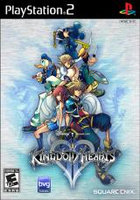 Kingdom Hearts II Video Game uploaded by christie p.