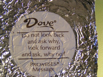 Dove Promises Silky Smooth Chocolate uploaded by Marissa H.
