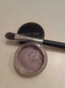 Photo of Mary Kay® Cream Eye Color/Concealer Brush uploaded by Crystal S.