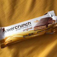 Power Crunch The Protein Energy Bar Peanut Butter Fudge uploaded by Suzanne M.