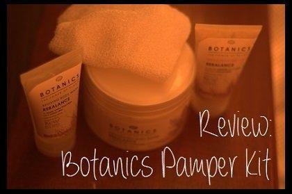 Boots Botanics Rebalance Reviving Body Wash uploaded by Laura-Jean G.