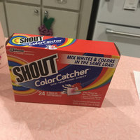 Shout® Color Catcher® uploaded by Sandy D.
