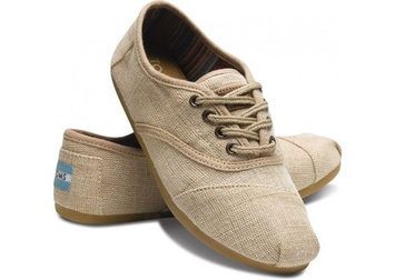 Photo of Toms Shoes uploaded by Casey K.