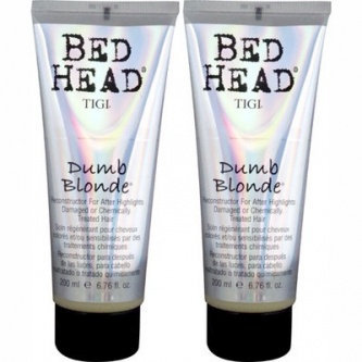 Photo of Tigi Bed Head Dumb Blonde After Highlights Reconstructor uploaded by Yosary M.