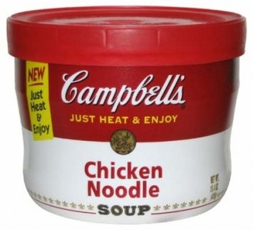 Campbell's  Chicken Noodle Soup uploaded by Rosy M.