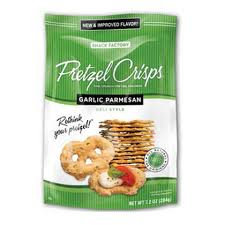 Pretzel Crisps Cracker uploaded by Miranda S.