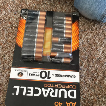 Photo of Duracell Coppertop AA Alkaline Batteries uploaded by Aprell R.