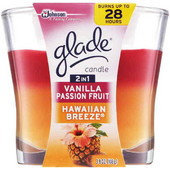 Glade Hawaiian Breeze & Vanilla Passion Fruit 2in1 Candle uploaded by Candice G.