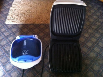 Photo of George Foreman Grill Cooking uploaded by Sammie H.