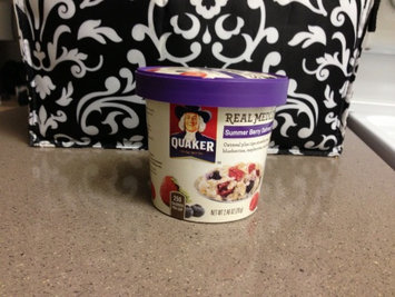 Photo of Quaker® Real Medleys Oatmeal Apple Walnut uploaded by Althea N.