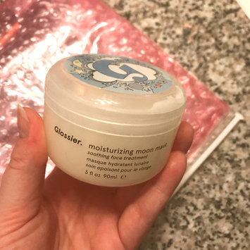 Photo of Glossier Moisturizing Moon Mask uploaded by Maggie H.