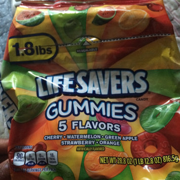 Photo of Life Savers Five Flavor Gummies uploaded by Shakera D.