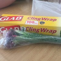 Glad Cling Wrap 100 SQ FT uploaded by Michelle E.