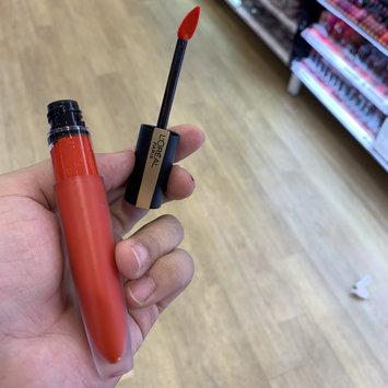 Loréal Paris Rouge Signature Lasting Matte Liquid Lipstick
