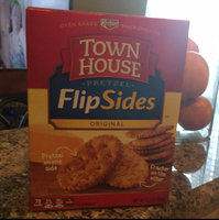 Keebler Town House Flipsides Pretzel Crackers Original uploaded by Deborah C.