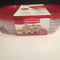 Rubbermaid Take Alongs Divided Rectangles - 3 CT uploaded by Berneta A.