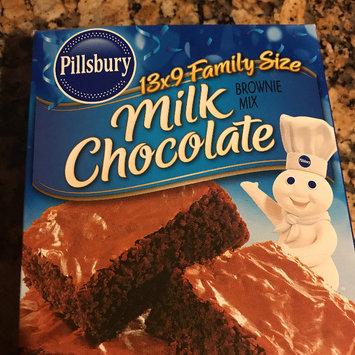 Photo of Pillsbury Brownie Mix Milk Chocolate Family Size uploaded by T B.