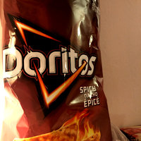 Doritos® Spicy Nacho  Flavored Tortilla Chips uploaded by 𝐉𝐚𝐬𝐦𝐢𝐧 𝐊.