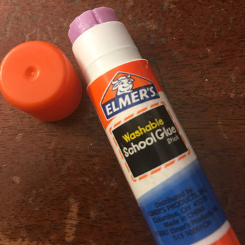 Photo of Elmer's Washable School Glue Stick Disappearing Purple uploaded by Suzanne M.