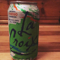 La Croix Sparkling Water Mango uploaded by Rachel P.