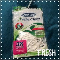DenTek® Triple Clean Fresh Mint Floss Picks uploaded by Ke'sa D.