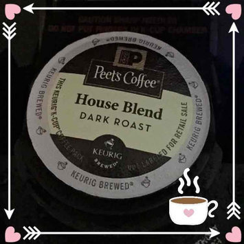Photo of Peet's Coffee House Blend Dark Roast K-Cup Packs - 10 CT uploaded by LueAnne A.