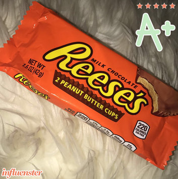 Photo of Reese's® Peanut Butter Cups Milk Chocolate uploaded by Kylee J.