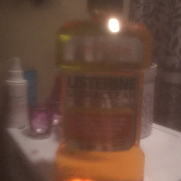 Listerine Ultraclean Antiseptic Fresh Citrus uploaded by Maryjane F.
